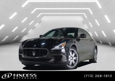 Maserati Quattroporte S Q4 Only 19k Miles 1 Owner Warranty Clean Carfax. 2015