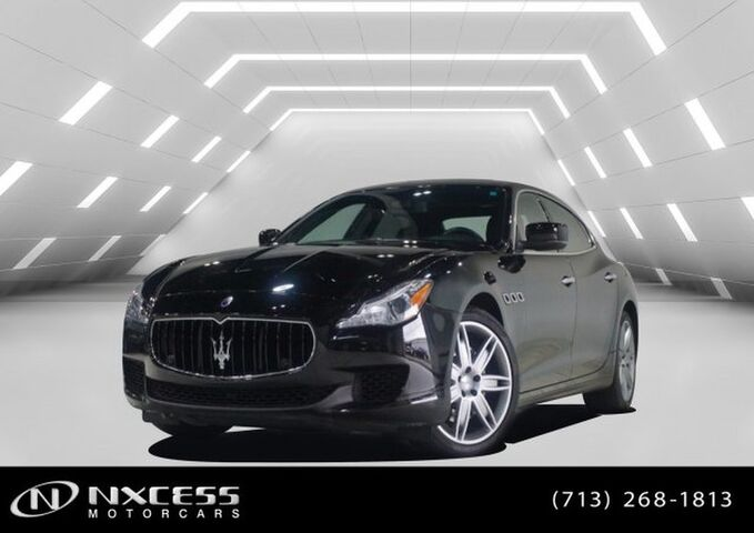 2015 Maserati Quattroporte >> 2015 Maserati Quattroporte S Q4 Only 19k Miles 1 Owner Warranty Clean Carfax