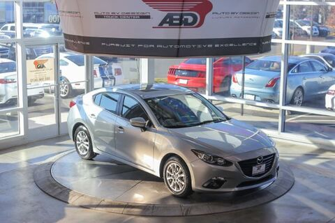 2015_Mazda_MAZDA3_i Grand Touring AT 4-Door_ Chantilly VA