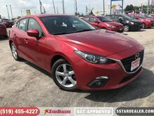 2015_Mazda_Mazda3_GS   ROOF   HEATED SEATS   CAM_ London ON