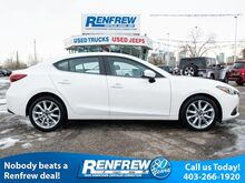 2015_Mazda_Mazda3_GT, Heads Up Display, Sunroof, Heated Leather, Navigation, Bose Sound System, Bluetooth_ Calgary AB