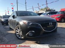 2015_Mazda_Mazda3_GT   ROOF   CAM   HEATED SEATS_ London ON