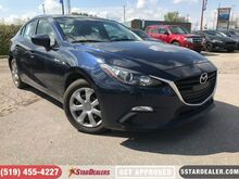 2015_Mazda_Mazda3_GX   APPLY & GET APPROVED TODAY_ London ON