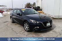 2015 Mazda Mazda3 i Sport South Burlington VT