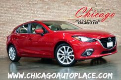 2015_Mazda_Mazda3_s Grand Touring - 1 OWNER NAVI BACKUP CAM LEATHER HEATED SEATS_ Bensenville IL