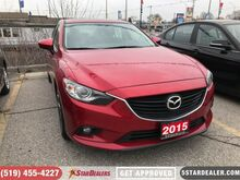 2015_Mazda_Mazda6_GT   NAV   LEATHER   ROOF   CAM_ London ON