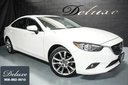 Mazda Mazda6 i Grand Touring Sedan, Navigation System, Rear-View Camera, Bose Premium Sound, Heated Leather Seats, Power Sunroof, 19-Inch Alloy Wheels, 2015