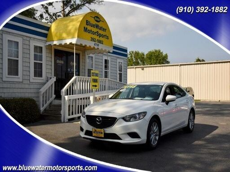 2015_Mazda_Mazda6_i Sport_ Wilmington NC