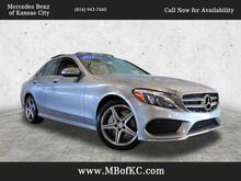 2015_Mercedes-Benz_C_300 4MATIC® Sedan_ Kansas City KS