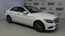 2015_Mercedes-Benz_C_300 4MATIC® Sedan_ Van Nuys CA