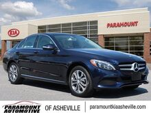 2015_Mercedes-Benz_C 300_Base_ Hickory NC