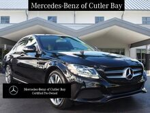 2015_Mercedes-Benz_C_300 Sedan_ Miami FL