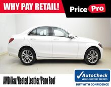 2015_Mercedes-Benz_C 300_Sport 4MATIC w/Nav & Pano Sunroof_ Maumee OH