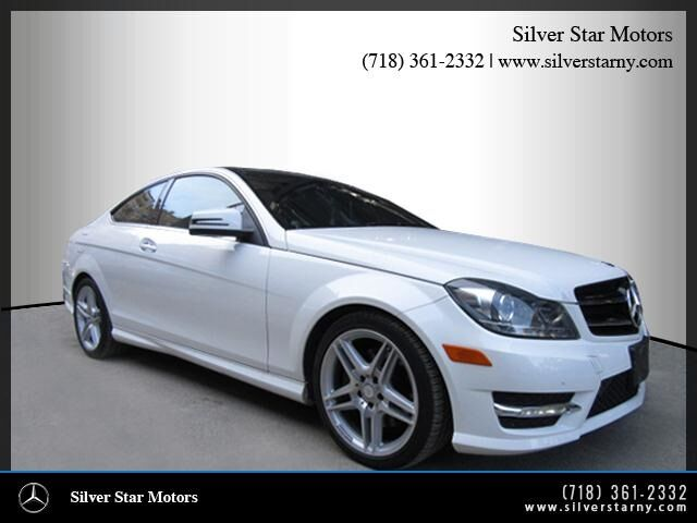 2015 Mercedes-Benz C 350 4MATIC® Coupe Long Island City NY