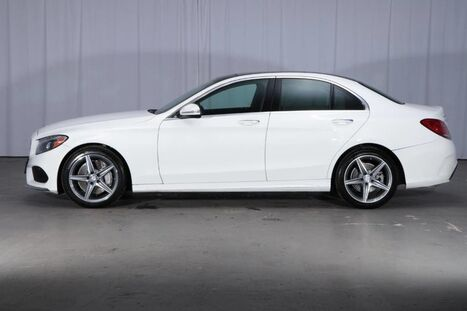 Mercedes-Benz C-Class 4MATIC Sedan C 400 AWD 2015