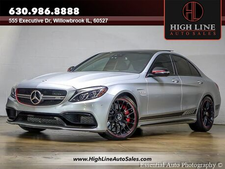 2015_Mercedes-Benz_C-Class_AMG C 63 S EDITION 1_ Willowbrook IL