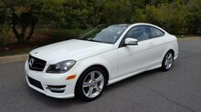 2015_Mercedes-Benz_C-Class_C 250 Coupe - SUNROOF_ Charlotte NC