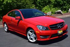 2015_Mercedes-Benz_C-Class_C 250_ Easton PA