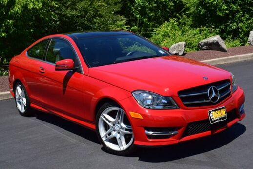 2015 Mercedes-Benz C-Class C 250 Easton PA