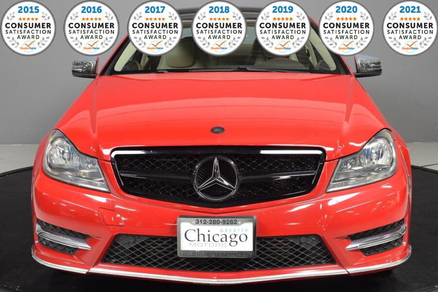 2015_Mercedes-Benz_C-Class_C 250_ Glendale Heights IL