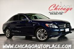 2015_Mercedes-Benz_C-Class_C 300 4MATIC - 2.0L TURBO I4 ENGINE ALL WHEEL DRIVE NAVIGATION TAN LEATHER HEATED SEATS PANO ROOF XENONS_ Bensenville IL