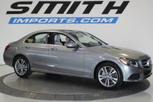 Mercedes-Benz C-Class C 300 4MATIC $4K OPTIONS, HEATED SEATS, SIRIUS RADIO, KEYLESS GO 2015
