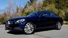 2015_Mercedes-Benz_C-Class_C 300 4MATIC AWD / NAV / SUNROOF / CAMERA_ Charlotte NC