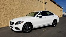 Mercedes-Benz C-Class C 300 4MATIC AWD / PARKTRONIC / PARK ASST / CAMERA 2015