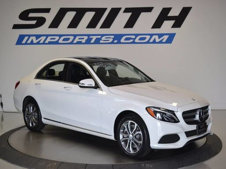 2015_Mercedes-Benz_C-Class_C 300 4MATIC MSRP $49,160, 9K OPTIONS, MULTIMEDIA PKG, NAVIGATION_ Memphis TN