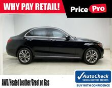 2015_Mercedes-Benz_C-Class_C 300 4MATIC_ Maumee OH