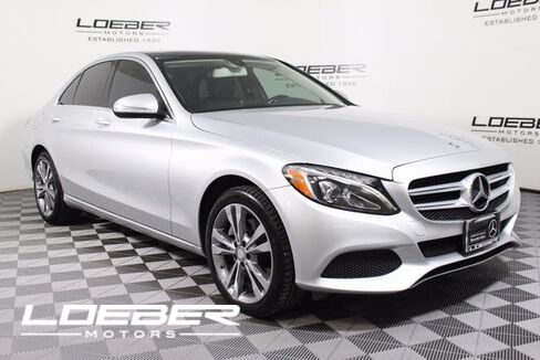 2015_Mercedes-Benz_C-Class_C 300 4MATIC®_ Chicago IL