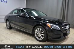 2015_Mercedes-Benz_C-Class_C 300 4matic_ Hillside NJ