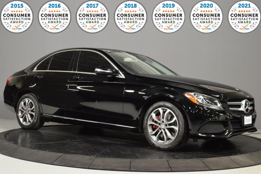 2015_Mercedes-Benz_C-Class_C 300_ Glendale Heights IL