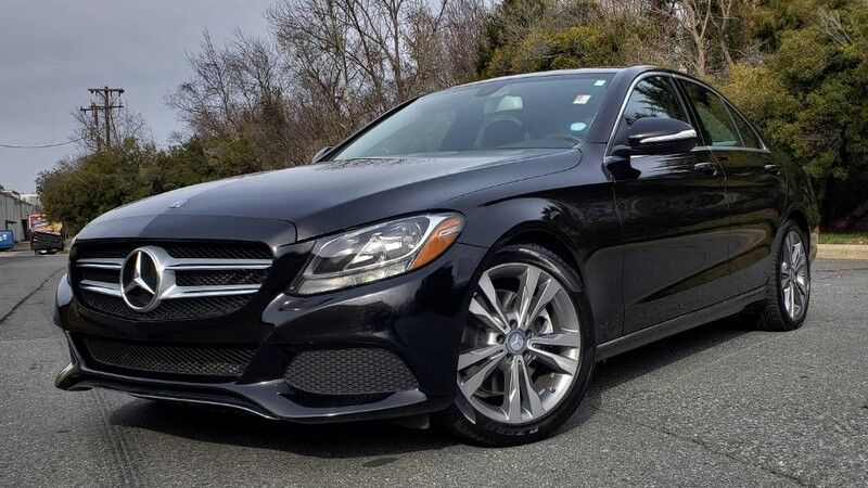 2015 Mercedes-Benz C-Class C 300 / KEYLESS-GO / HTD STS / CAMERA Charlotte NC