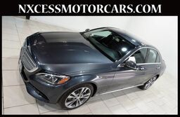 Mercedes-Benz C-Class C 300 Luxury PREMIUM PKG NAVIGATION BURMESTER AUDIO 1-OWNER. 2015