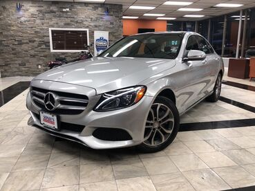 2015_Mercedes-Benz_C-Class_C 300 Luxury_ Worcester MA
