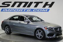 Mercedes-Benz C-Class C 300 Sport $10K OPTIONS, BACK UP CAMERA, HEATED SEATS, AMG WHEELS 2015