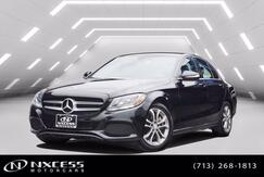 2015_Mercedes-Benz_C-Class_C 300 Sport Sunroof Leather Backup Camera._ Houston TX