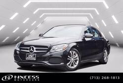 Mercedes-Benz C-Class C 300 Sport Sunroof Leather Backup Camera. 2015