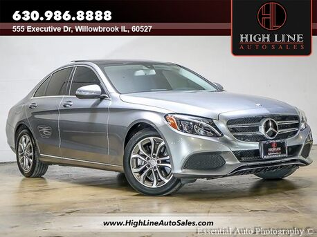 2015_Mercedes-Benz_C-Class_C 300_ Willowbrook IL