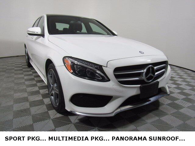 2015 Mercedes-Benz C-Class C 300 Wilmington DE