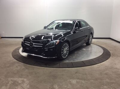 2015_Mercedes-Benz_C-Class_C 400 4MATC Sedan_ Charleston SC