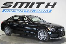 Mercedes-Benz C-Class C 400 4MATIC CLEARANCE PRICED!!!, $7K OPTIONS, AMG WHEEL PKG, MULTIMEDIA PKG, LIGHTING PKG, AMG WHEELS 2015