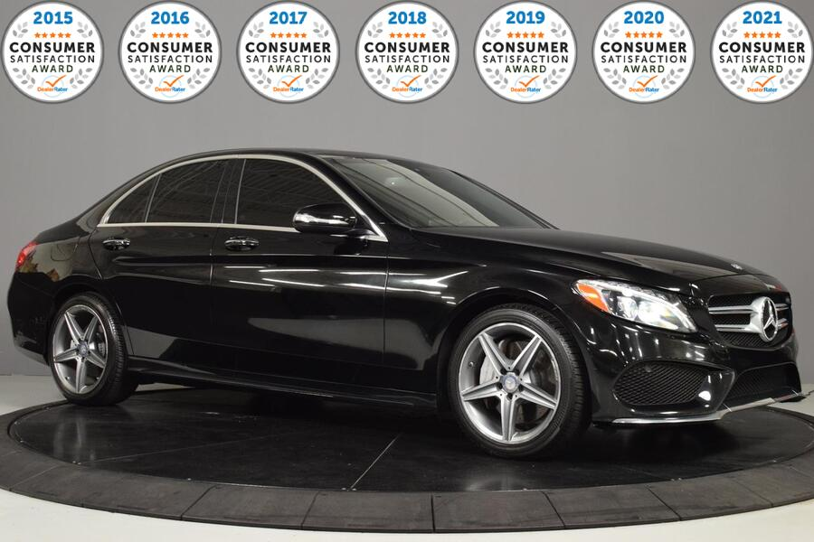 2015_Mercedes-Benz_C-Class_C 400_ Glendale Heights IL