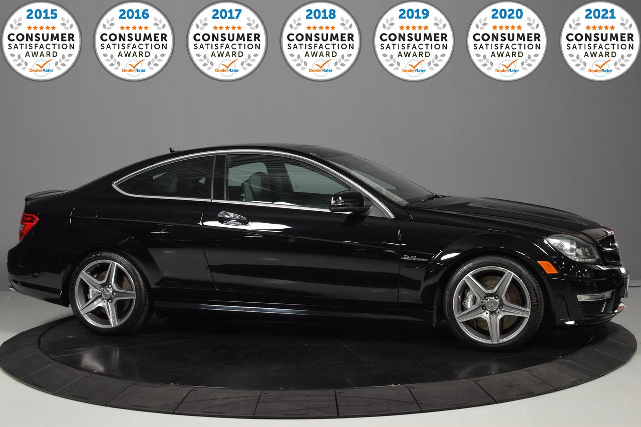 2015 Mercedes-Benz C-Class C 63 AMG Glendale Heights IL