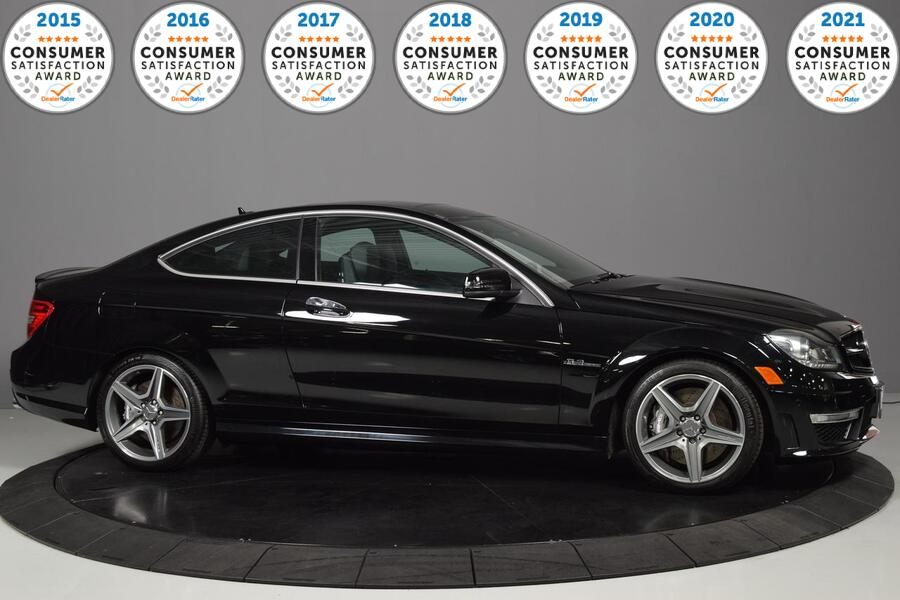 2015_Mercedes-Benz_C-Class_C 63 AMG_ Glendale Heights IL