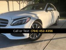2015_Mercedes-Benz_C-Class_C300 4MATIC Sedan_ Charlotte and Monroe NC