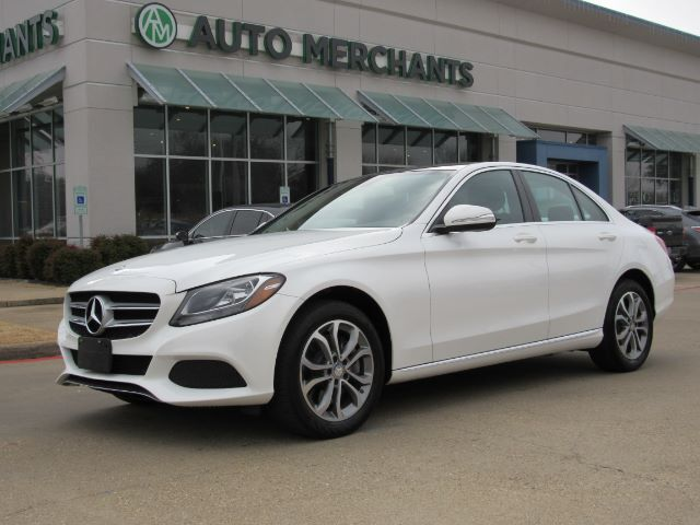 Mercedes Benz 4Matic >> 2015 Mercedes-Benz C-Class C300 4MATIC Sedan NAV, BACKUP CAM, PANORAMIC, AUX/USB, SAT RADIO ...