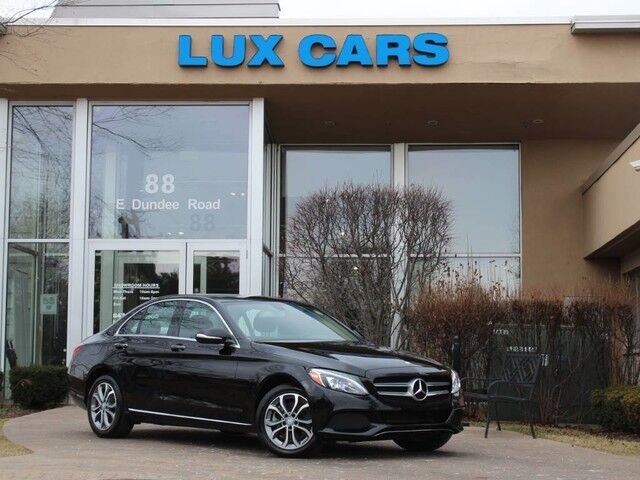 2015_Mercedes-Benz_C300_PANOROOF NAV P1 4MATIC_ Buffalo Grove IL