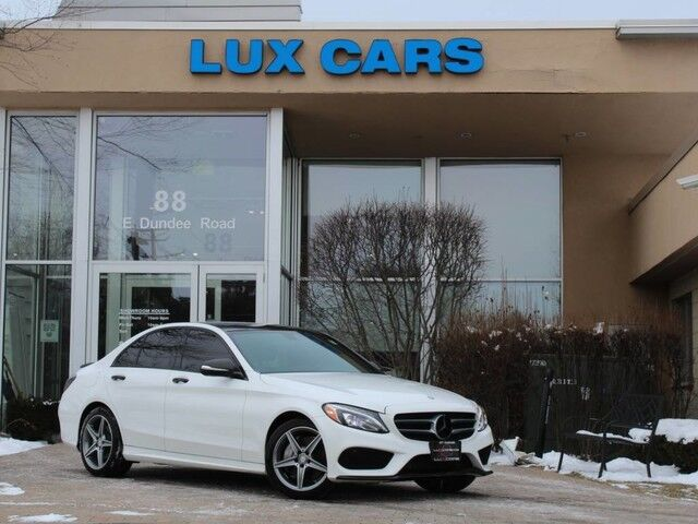 2015_Mercedes-Benz_C300_Sport Panoroof Nav 4MATIC MSRP $51,245_ Buffalo Grove IL